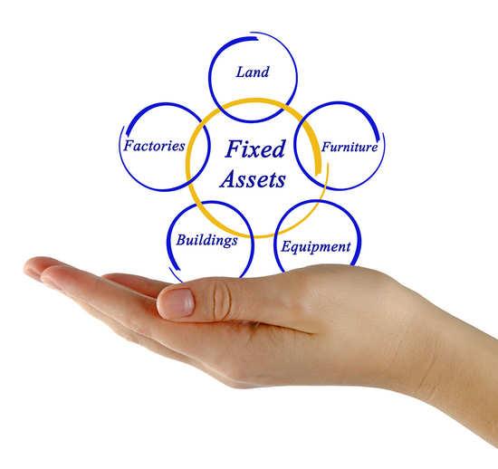 fixed asset management system